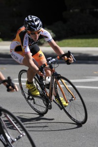 Jade Wilcoxson, Professional Cyclist