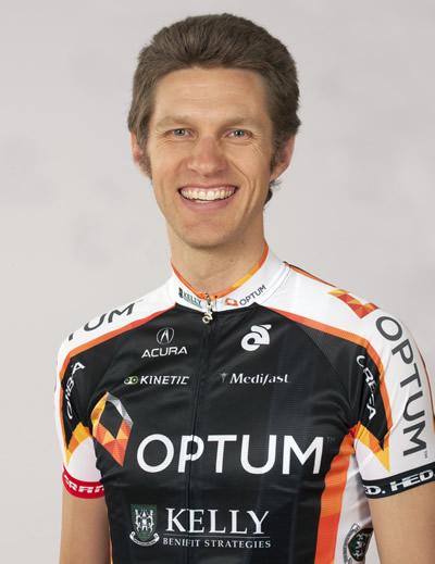 Reid Mumford, professional cyclist