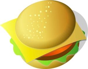 hamburgervector