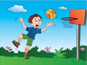 basketballvector
