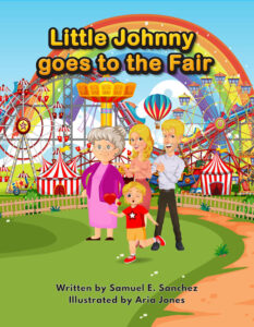 Little Johnny Goes to Fair Cover